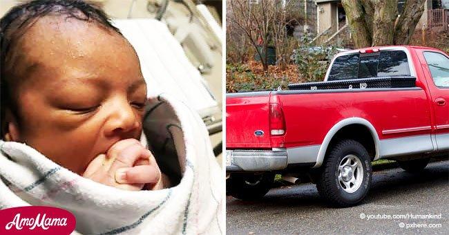 Asombrosa historia de terapeuta que sintió conexión especial con bebé hallado helado en camioneta