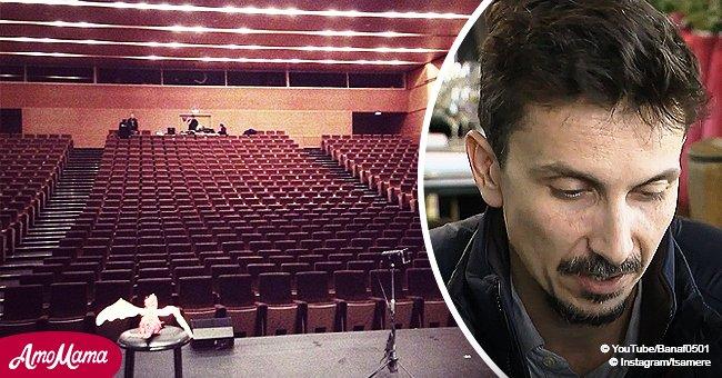 """Arnaud Tsamère, en deuil, annule son spectacle à cause d' """"un décès familial"""""""