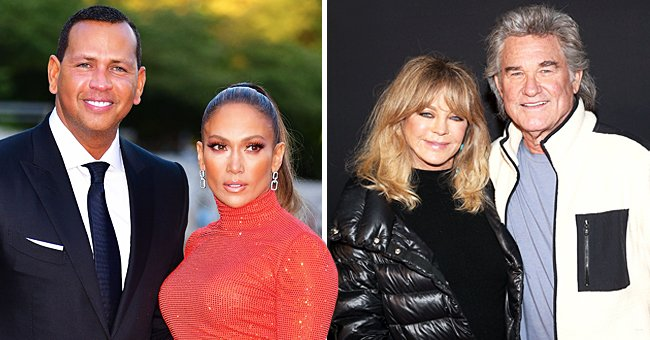 Jennifer Lopez and Alex Rodriguez May Not Get Married, Just like Goldie Hawn and Kurt Russell