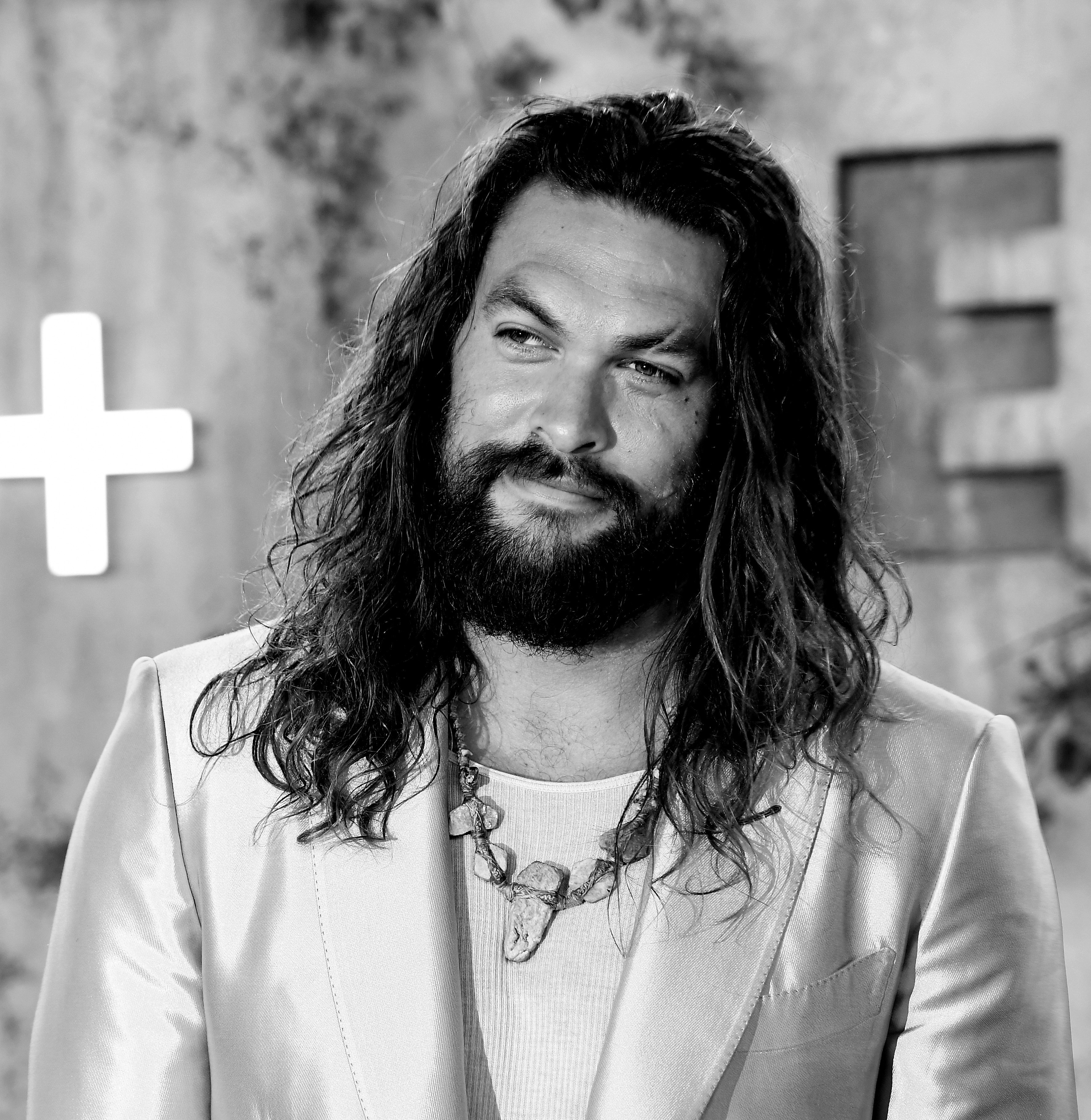 """Jason Momoa at World Premiere Of Apple TV+'s """"See"""" - Arrivals 