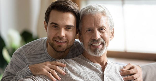 Parable of the Day: A Son Took His Old Dad to a Restaurant for Dinner