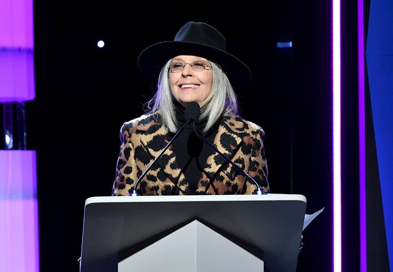 Diane Keaton on February 01, 2020 in Beverly Hills, California   Photo: Getty Images