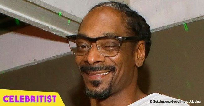 Snoop Dogg reacts to daughter Cori using a rude word in public