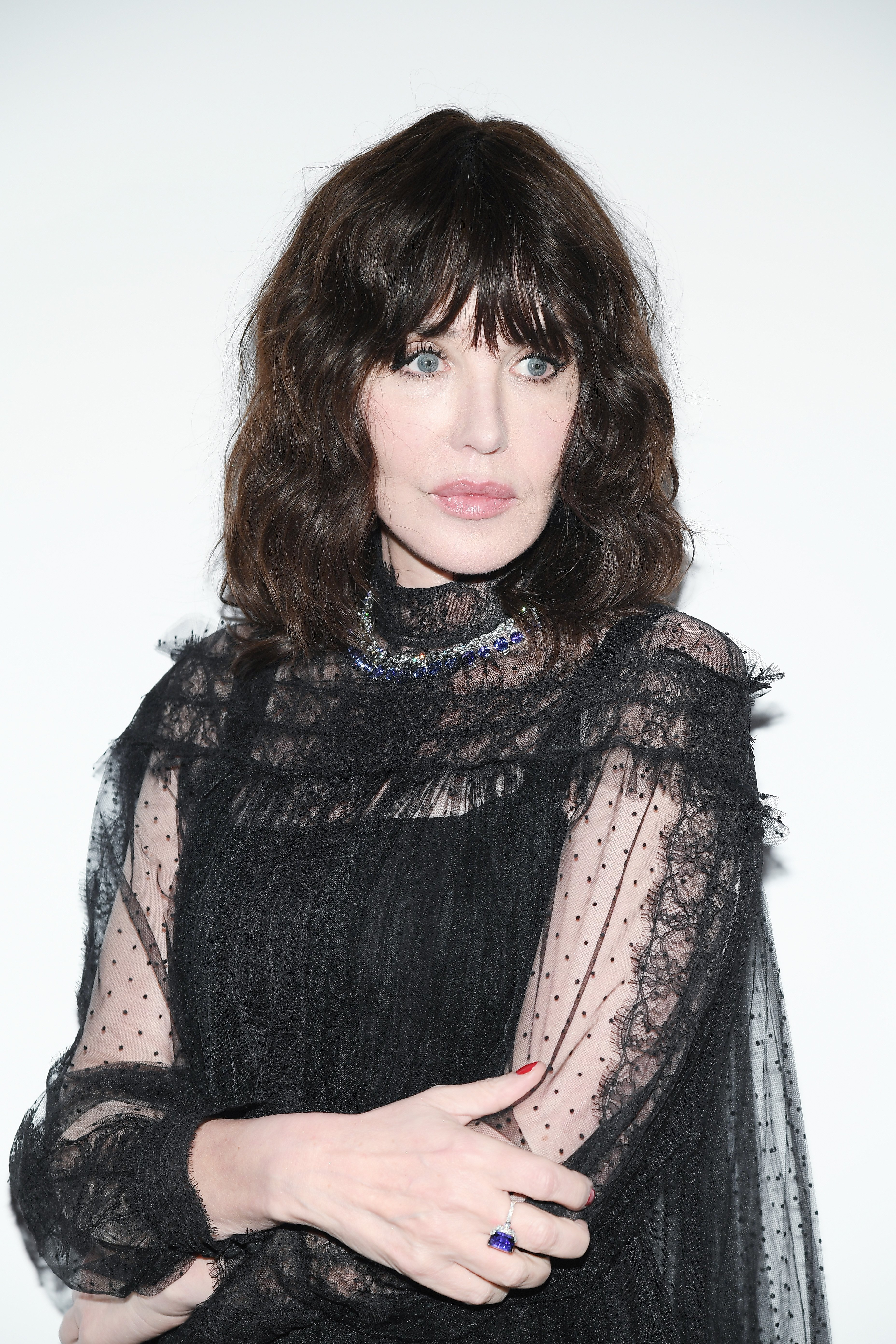 L'actrice Isabelle Adjani   photo : Getty Images
