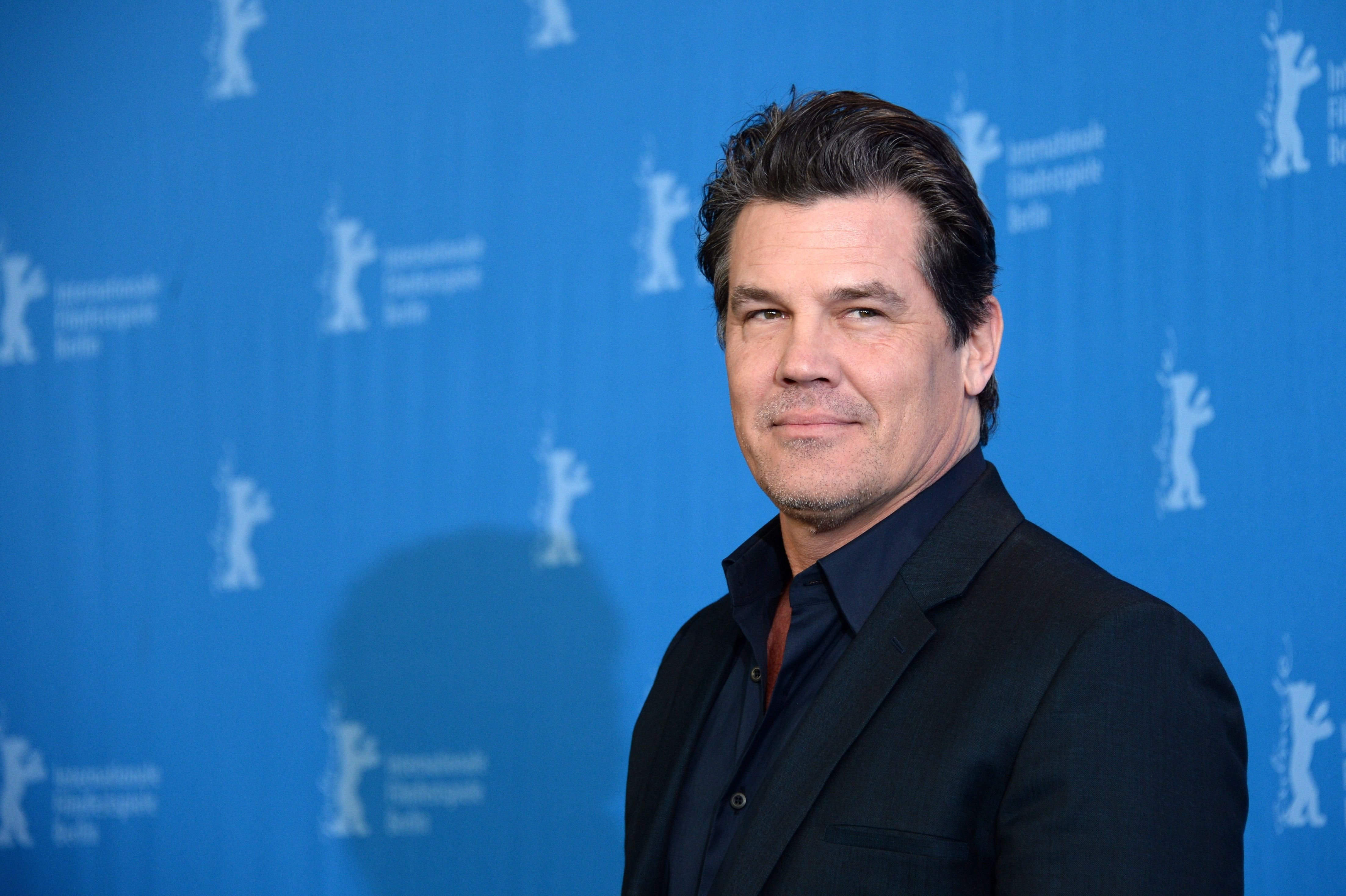 Actor Josh Brolin at the 'Hail, Caesar!' photo call during the 66th Berlinale International Film Festival Berlin at Grand Hyatt Hotel on February 11, 2016 | Photo: Getty Images