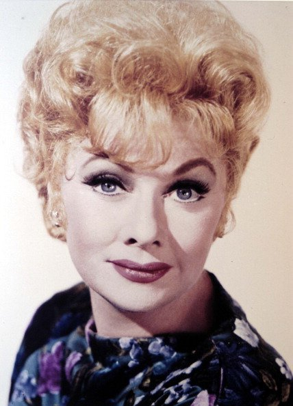 Lucille Ball. | Source: Getty Images.
