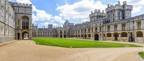 Windsor Castle. | Source: Shutterstock