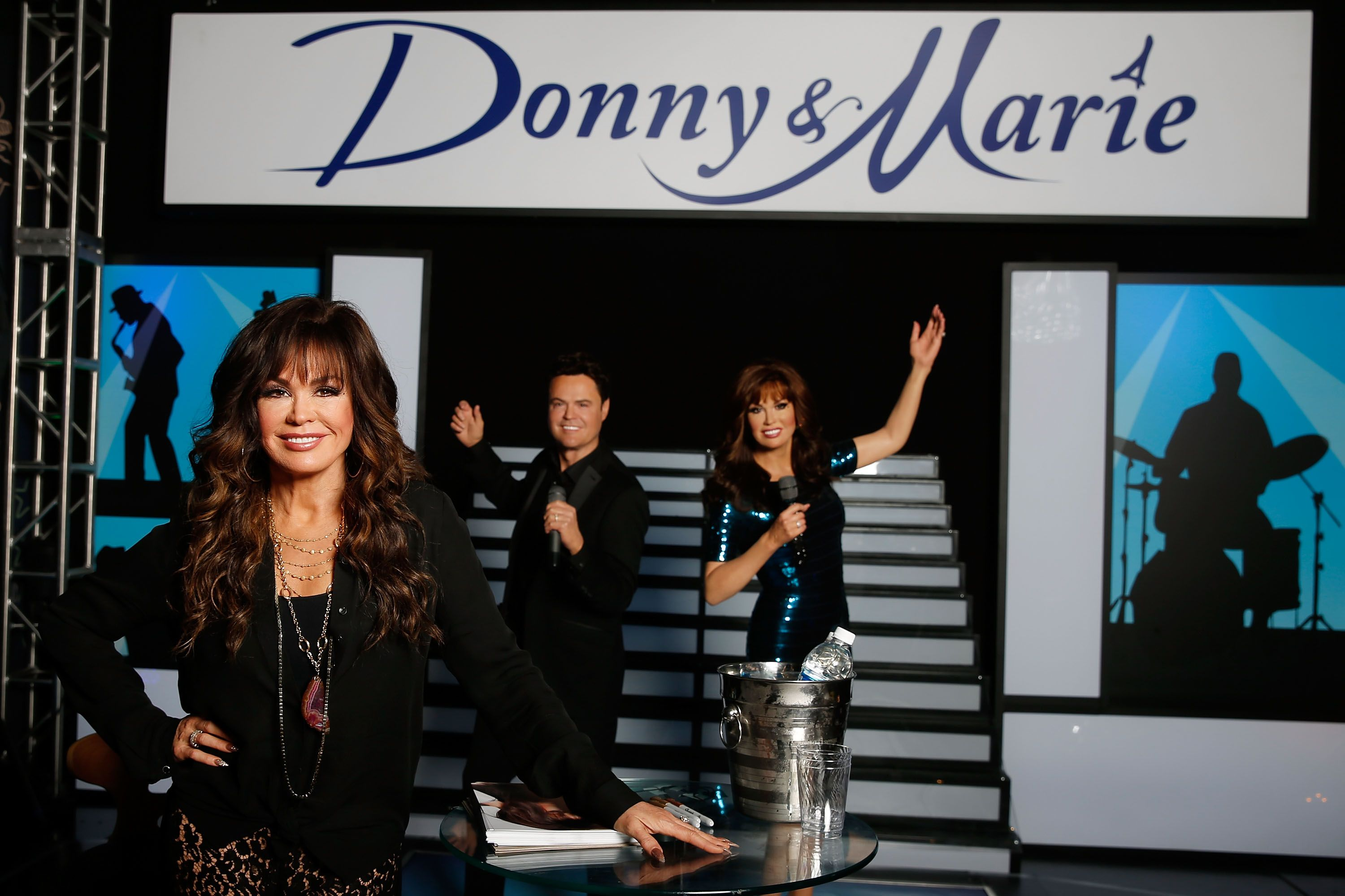 Marie Osmond hosts a meet and greet for fans. | Source: Getty Images