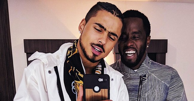 P Diddy & His Stepson Quincy Brown — Look into Their Heartwarming Relationship