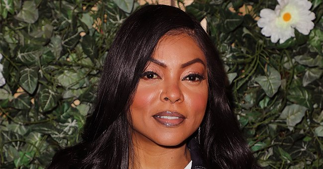 Taraji P Henson from 'Empire' Shared Tribute Photo to Her Late Father on Veterans Day and They Look Alike