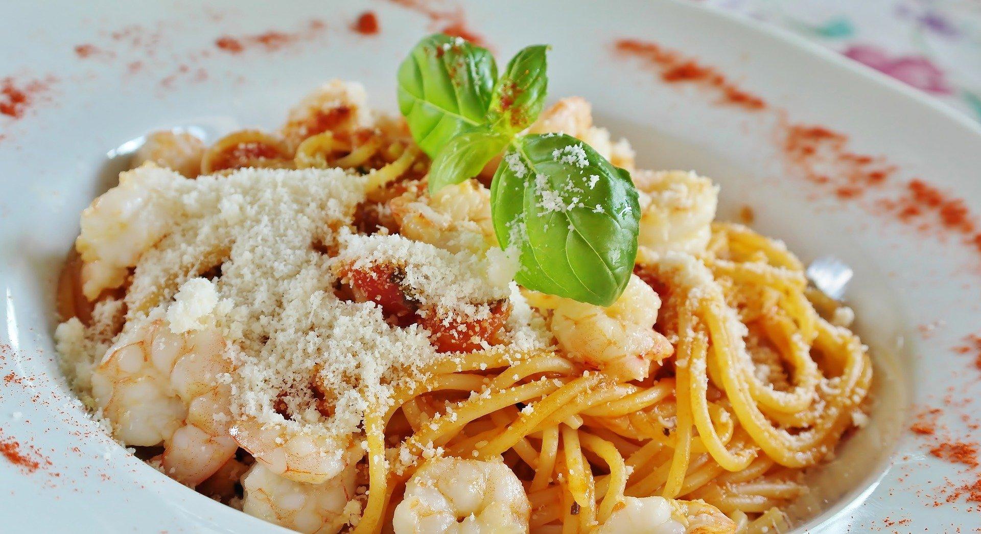 Pasta. Fuente: Pixabay
