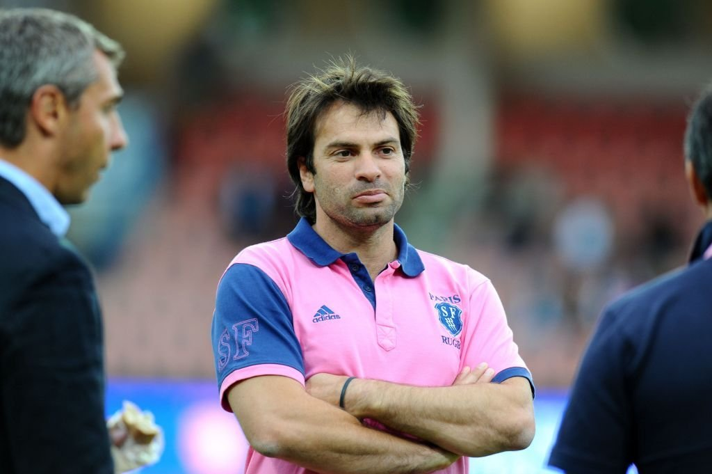 Christophe DOMINICI au Stade Français le 02.09.2009. | Photo : Getty Images