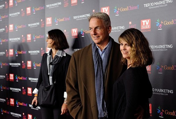 Mark Harmon and Pam Dawber on November 7, 2011 in Beverly Hills, California | Source: Getty Images
