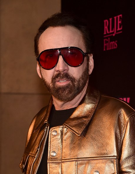 Nicolas Cage, Hollywood, Kalifornien, 2018 | Quelle: Getty Images