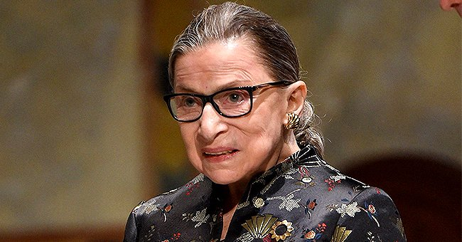 Justice Ruth Bader Ginsburg Hospitalized for 'Non-surgical Treatment at 87