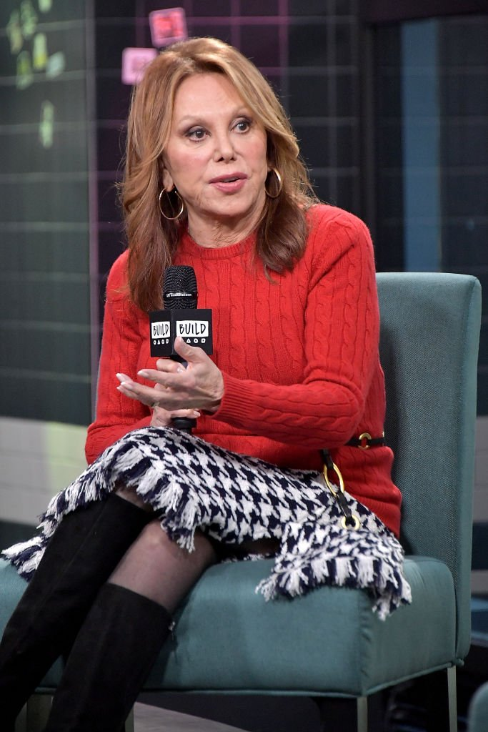 "Marlo Thomas visits Build to discuss the ""St. Jude #GiveThanks"" initiative at Build Studio 
