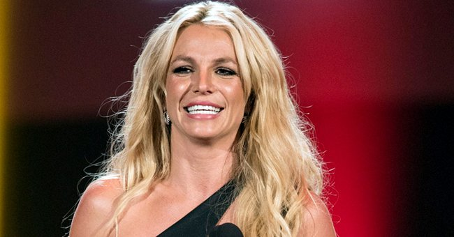 Britney Spears at the Radio Disney Music Awards (RDMA) at Microsoft Theater in Los Angeles on April 29, 2017 |Photo:Group LA/Disney Channel/Getty Images