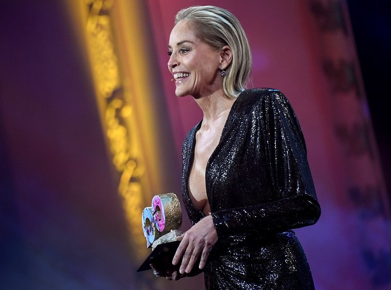 Sharon Stone on November 8, 2019, in Berlin, Germany | Photo: Getty Images