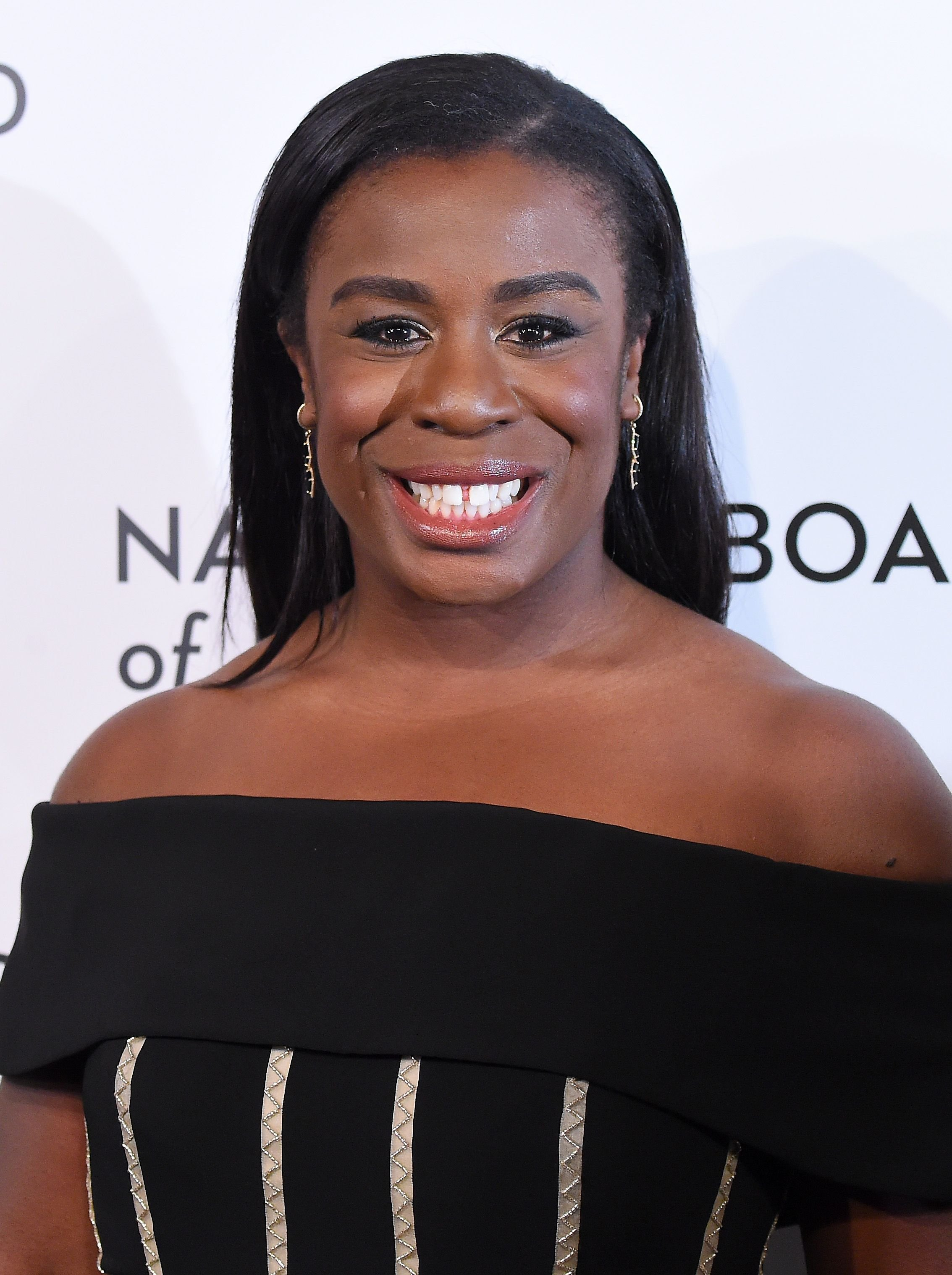 Uzo Aduba at the National Board Of Review Gala at Cipriani 42nd Street on January 08, 2019 in New York City | Photo: Getty Images
