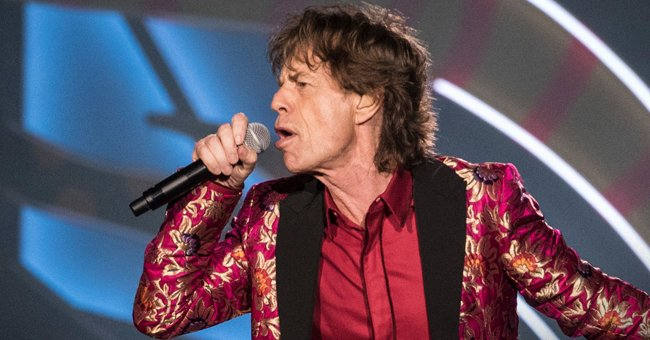 Mick Jagger Shows off His New Cat Named Nero as He Returns to Social Media after 4-Week Silence