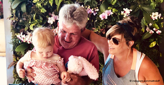 Matt Roloff of LPBW Spends Quality Time with His Girlfriend & Granddaughter in Hawaii (Photos)