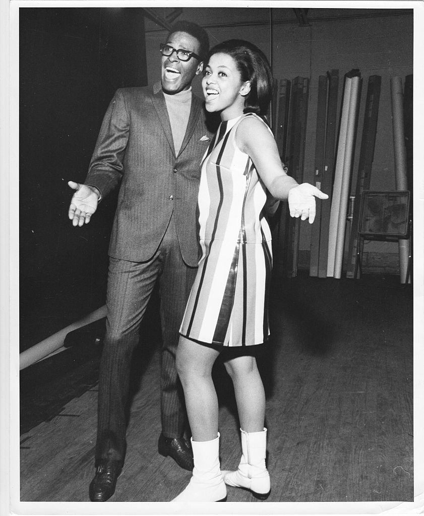 Portrait Marvin Gaye and Tammi Terrell United States, 1967. | Photo: Getty Images