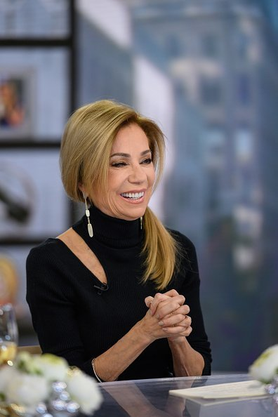 Kathie Lee Gifford on Wednesday, December 19, 2018 | Photo: Getty Images