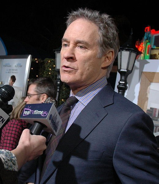 "Kevin Kline at the premiere of ""No Strings Attached."" 