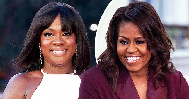 Viola Davis to Play Former FLOTUS Michelle Obama in New Showtime Series 'First Ladies'