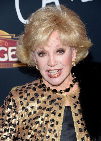Ruta Lee at the Pantages Theatre on February 27, 2019 in Hollywood, California. | Photo: Getty Images
