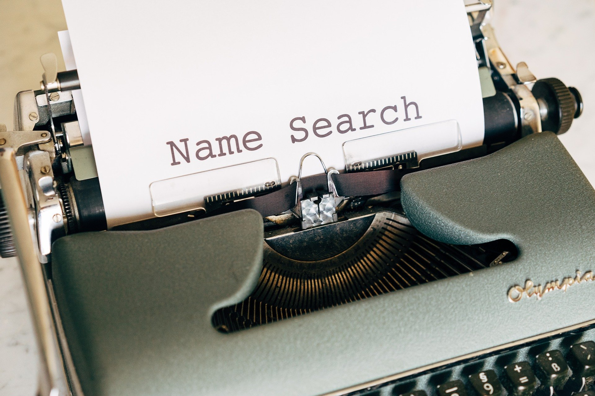 Name domain website search | Source: Pixabay