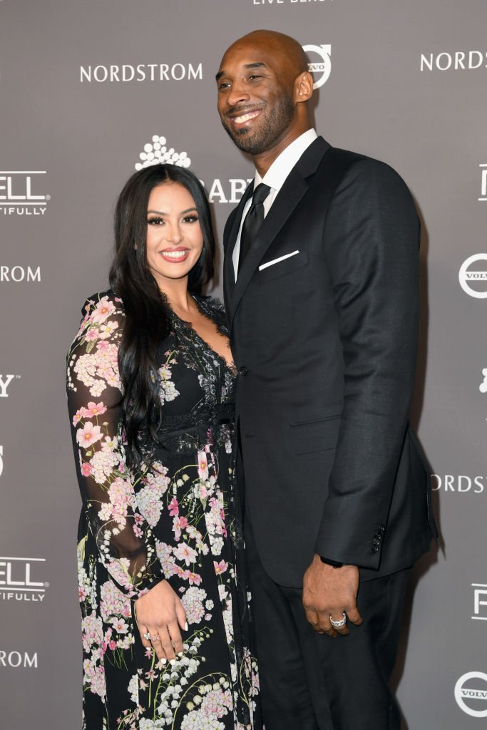 Vanessa Laine Bryant and Kobe Bryant attend the 2018 Baby2Baby Gala. | Photo: Getty Images
