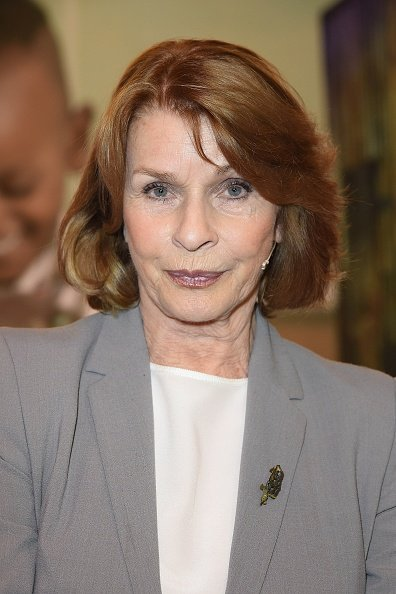 Senta Berger, RTL Telethon (Spendenmarathon) 2017 | Quelle: Getty Images