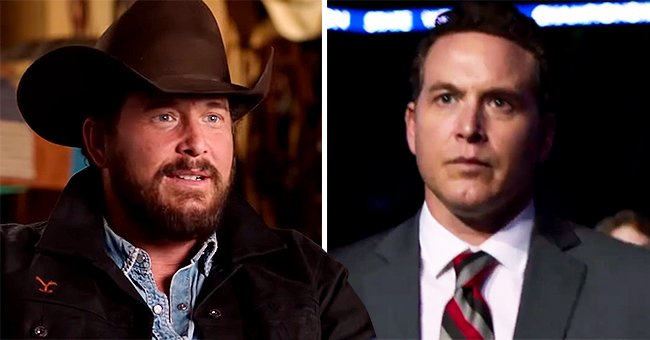 'Yellowstone' Star Cole Hauser Looks Unrecognizable without His Beard in This New Movie Role