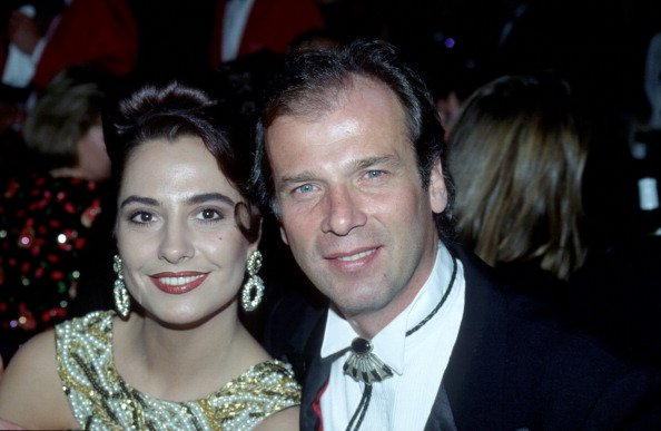 Simone Thomalla, Wolfgang Fierek, 15.01.1993, 2. Constantin Filmball | Quelle: Getty Images