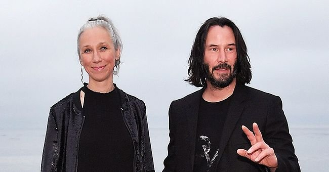 Closer Weekly: Keanu Reeves & Girlfriend Alexandra Grant Never Argue and Inspire Each Other