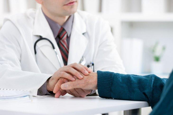 Consulta médica. Imagen tomada de: Shutterstock