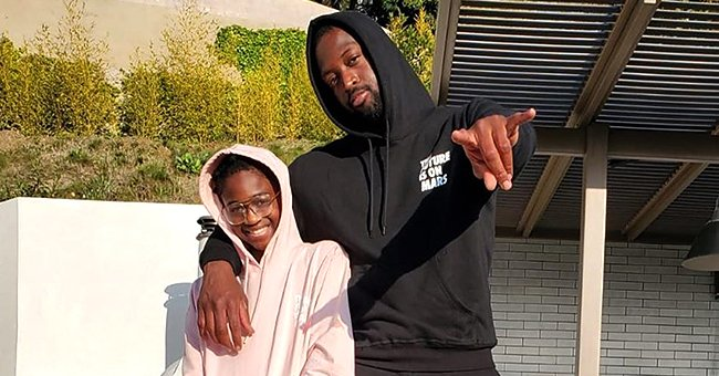 Dwyane Wade's Trans Daughter Zaya Rocks Cornrows as She Poses on the Balcony during Quarantine