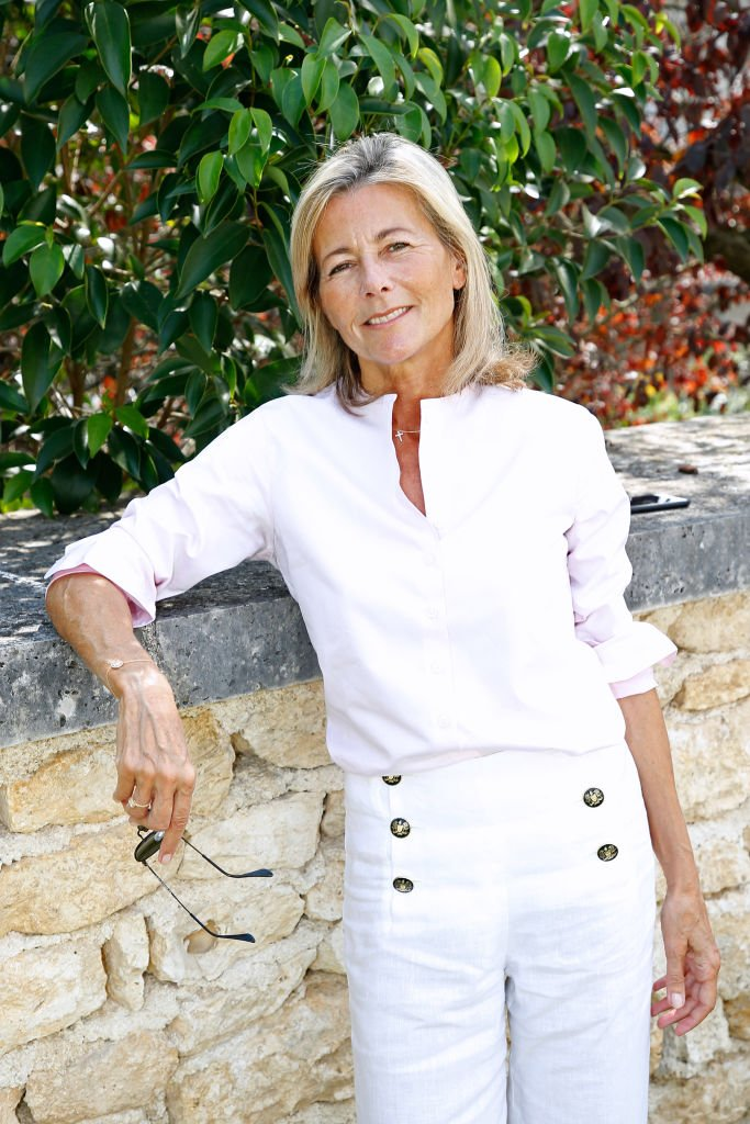 La journalise Claire Chazal. | Photo : Getty Images