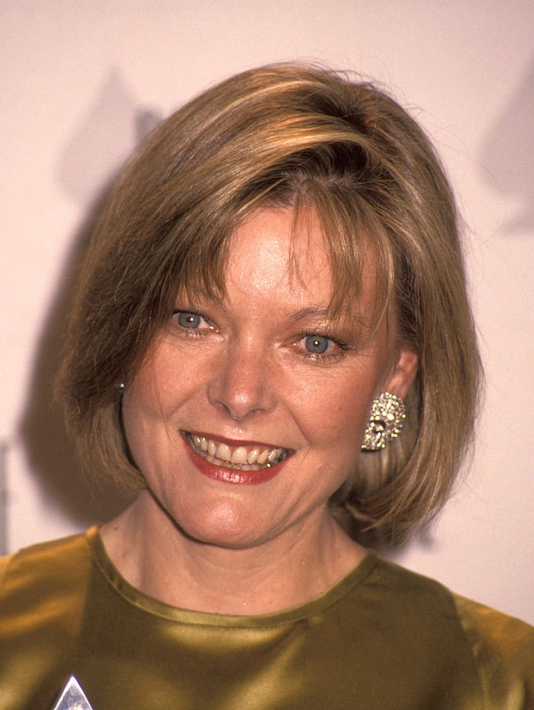Jane Curtin attends 12th Annual CableACE Awards on January 12, 1992 at the Pantages Theatre in New York City | Photo: GettyImages