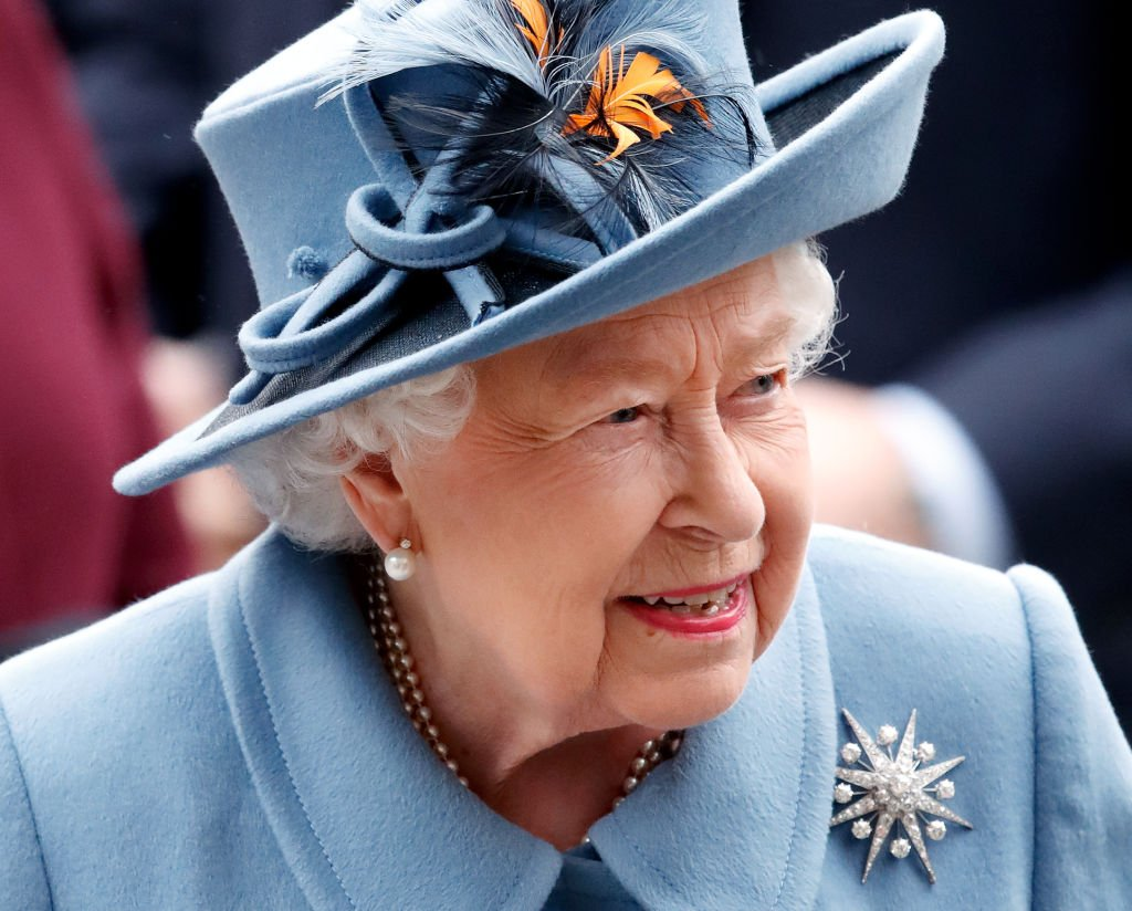 Reina Elizabeth II. | Foto: Getty Images.