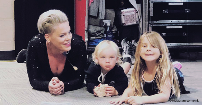 Pink Shares How Mom-Shaming Made Her Decide Not to Share Intimate Family Moments Online