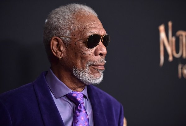 Freeman at Hollywood's El Capitan Theatre on October 29, 2018 | Source: Getty Images