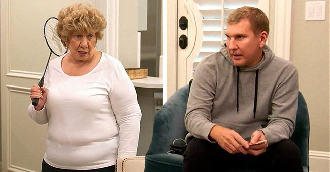 Watch Nanny Faye and Todd Chrisley Argue over the Differences between Tennis and Badminton (Video)