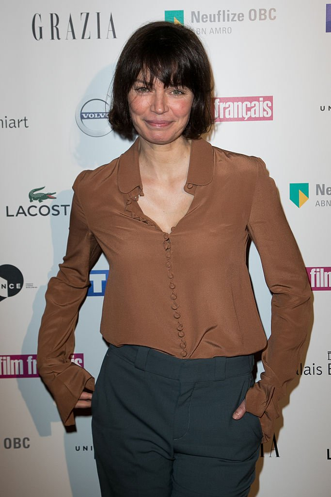 L'actrice Marianne Denicourt   photo : Getty Images