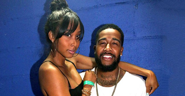 Omarion & Apryl Jones' Daughter A'mei Is the Perfect Mix of Her Parents While Adorably Smiling in Pic with Mom
