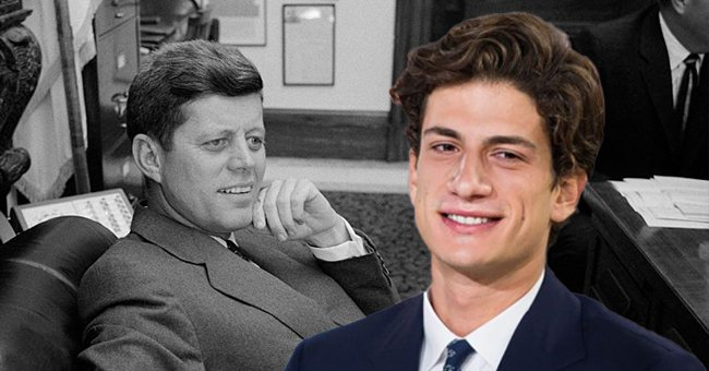 JFK's Only Grandson Jack Schlossberg Is All Grown-up and Looks a Lot like the President