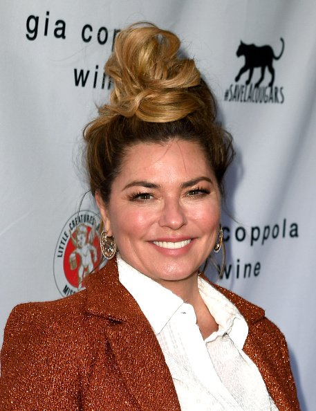 Shania Twain at Los Angeles Zoo on March 08, 2020 in Los Angeles, California. | Photo: Getty Images