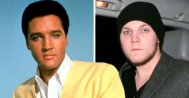 See Fan Comments Saying Benjamin Keough Looked like His Late Grandfather Elvis Presley