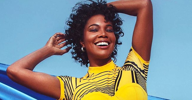 Gabrielle Union Looks Fierce and Beautiful in Bright Yellow Two-Piece Outfit for 'Women's Health' Feature